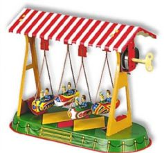Clockwork Swing Gondolas